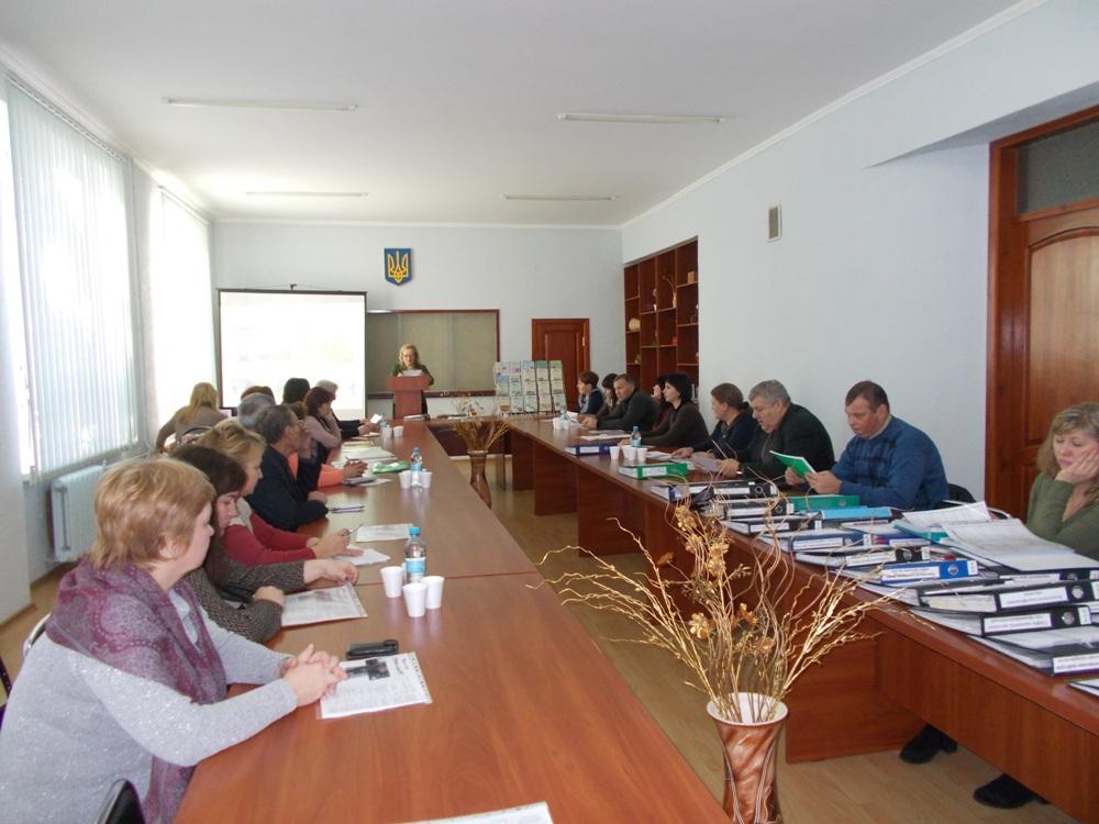Школа позитивного педагогічного досвіду для старших майстрів ПТНЗ