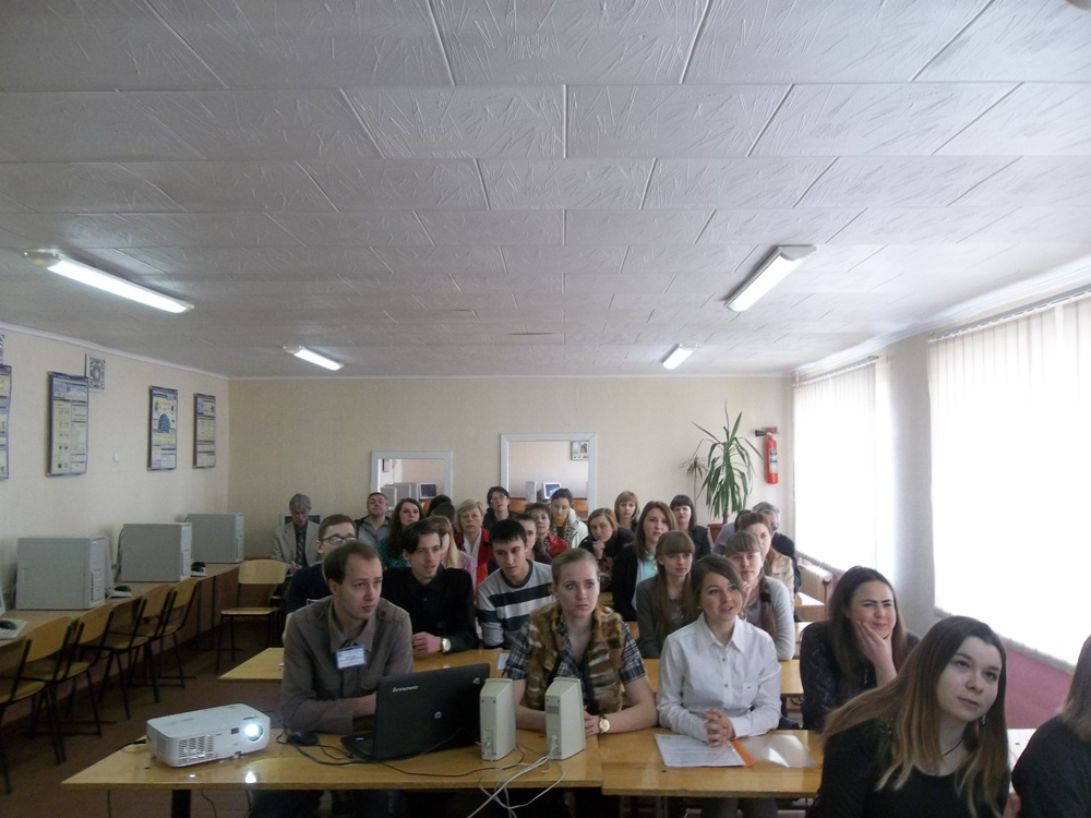 Відбувся обласний семінар-практикум для педагогічних працівників ПТНЗ області професій на базі комп'ютерної техніки