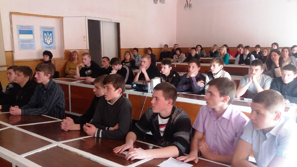 Обласний семінар-практикум для викладачів хімії
