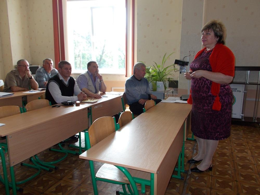 """Обласний семінар-практикум для викладачів предмета """"Захист Вітчизни"""""""