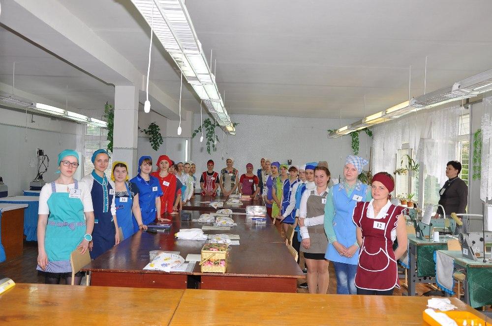 Завершився ІІІ етап Всеукраїнського конкурсу фахової майстерності серед учнів професійно-технічних навчальних закладів з професії «Кравець»