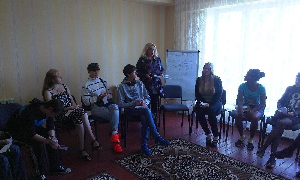 Відбулася школа позитивного педагогічного досвіду для практичних психологів