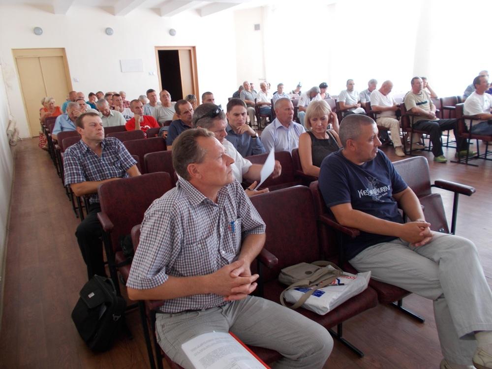 """Відбулося секційне засідання для викладачів предметів """"Фізична культура"""" та """"Захист Вітчизни"""""""
