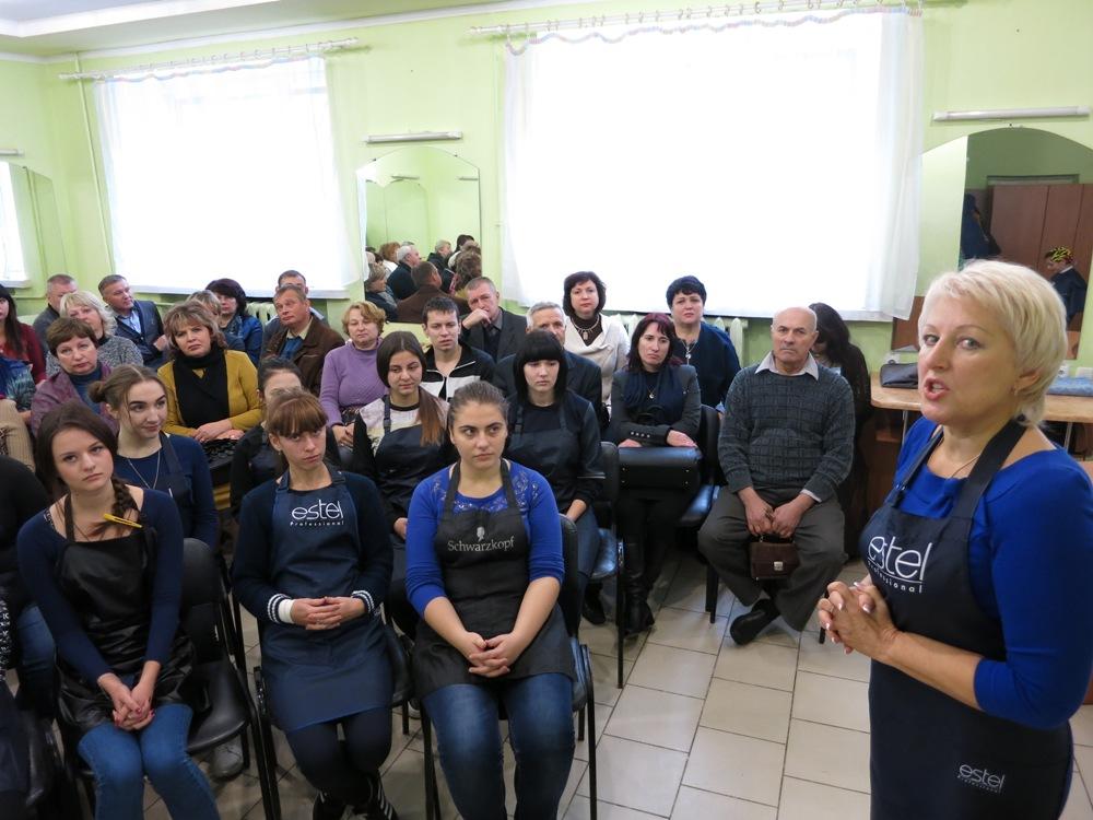 Проведено обласний семінар-практикум для старших майстрів професійно-технічних навчальних закладів