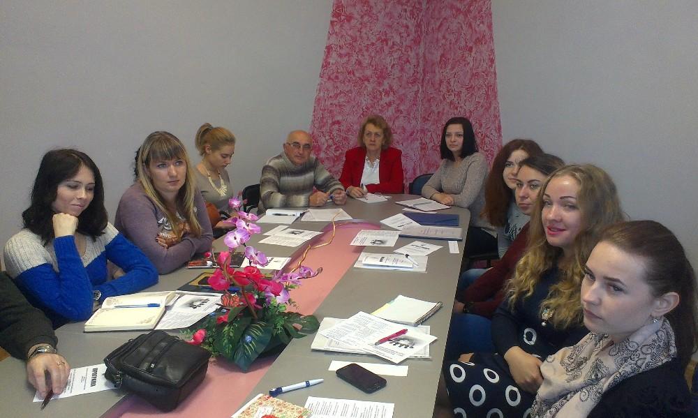 Обласний семінар-практикум для соціальних педагогів професійно-технічних навчальних закладів