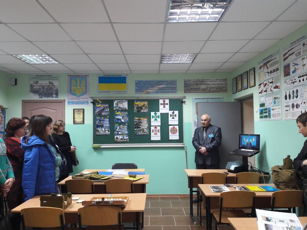 Відбулася обласна школа передового педагогічного досвіду для голів методичних комісій, що організовують інноваційну діяльність у ПТНЗ