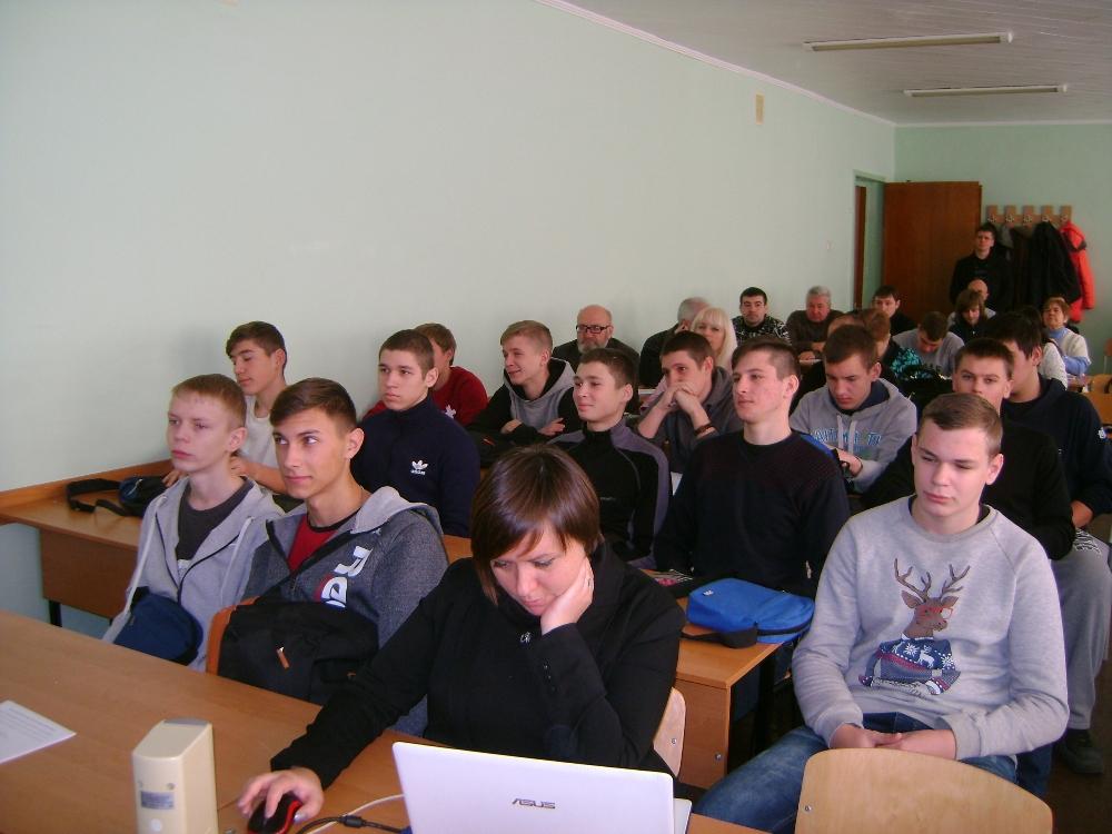 Проведено обласний семінар-практикум  для педагогічних працівників професій зварювального профілю, автомобільного  та залізничного транспорту ПТНЗ
