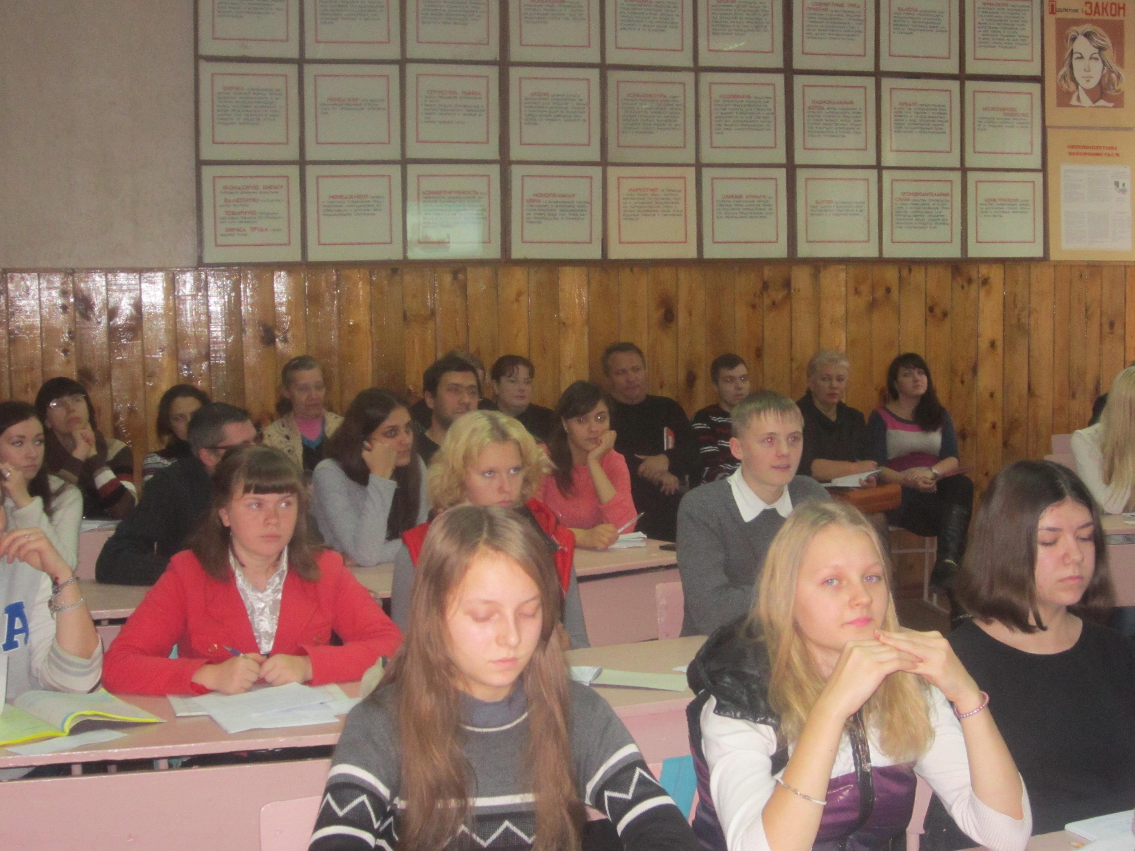 Відбувся обласний семінар-практикум для викладачів історії