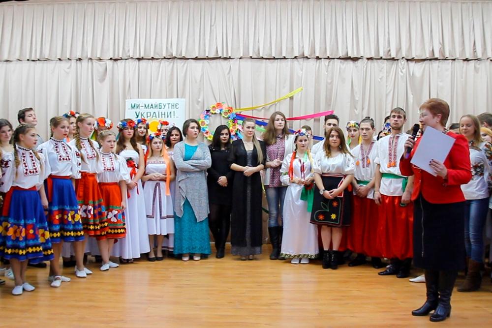 Проведено фестиваль-конкурс «Ми – майбутнє України»