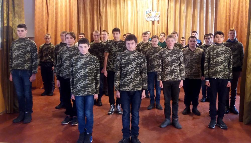 PushUpChallenge від учнів Краснокутського професійного аграрного ліцею.