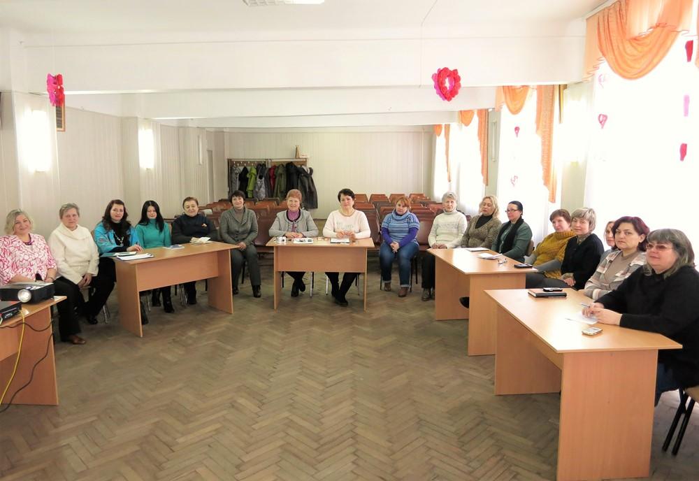 Обласний семінар-практикум для вихователів гуртожитків
