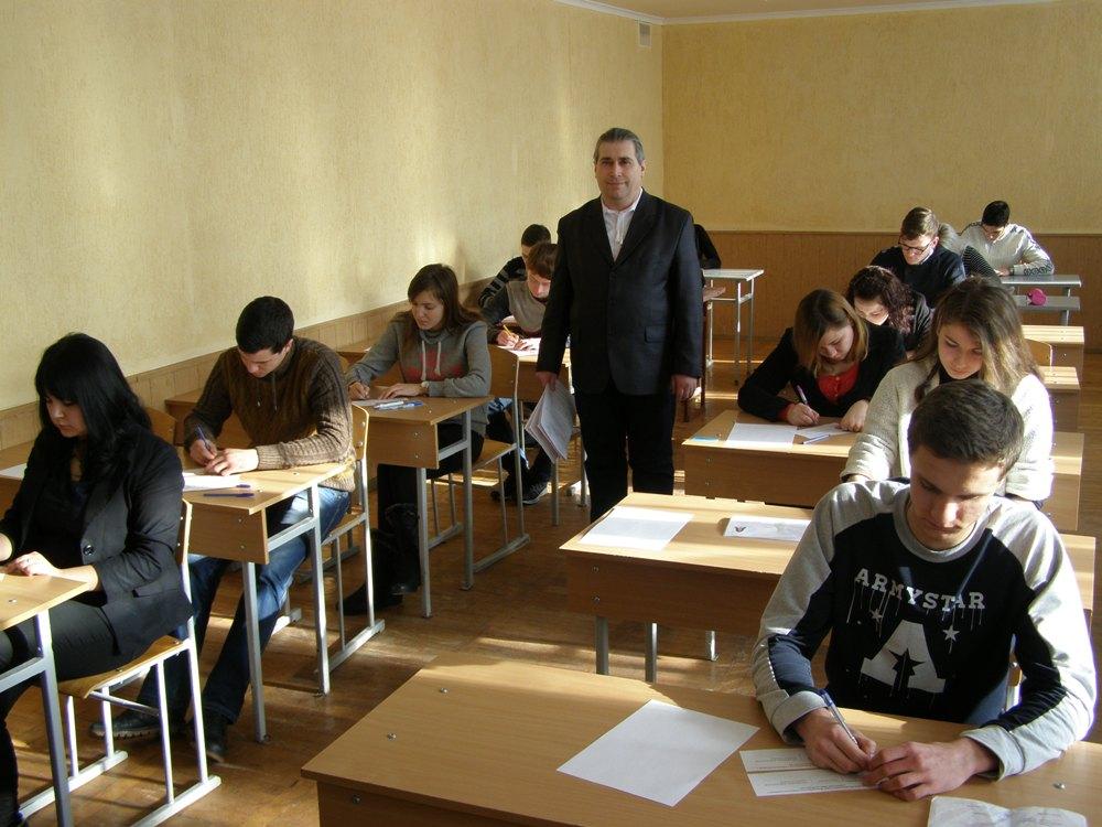Початок ІІІ (обласного) етапу Всеукраїнських учнівських олімпіад з навчальних предметів серед учнів професійно-технічних навчальних закладів