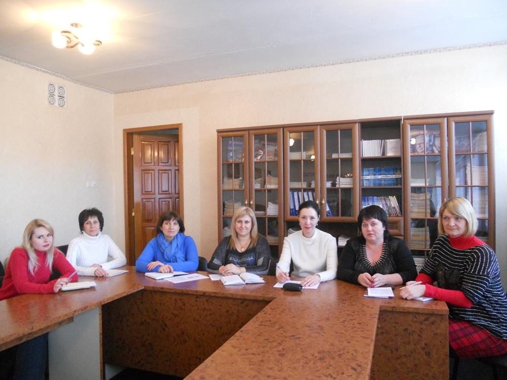 Обласний семінар-практикум для ПП професій економічного профілю