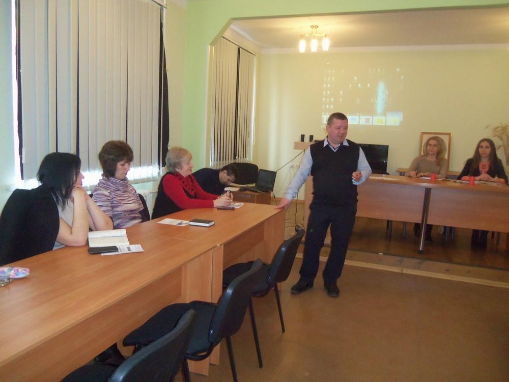 Відбувся обласний семінар-практикум для голів методичних комісій, які організовують інноваційну діяльність у ПТНЗ