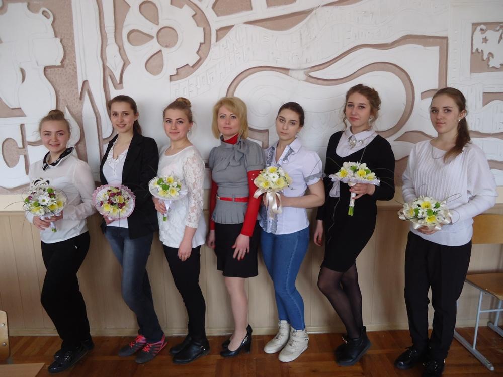 Обласний конкурс фахової майстерності серед учнів ПТНЗ із професії «Флорист» у 2016/2017 навчальному році