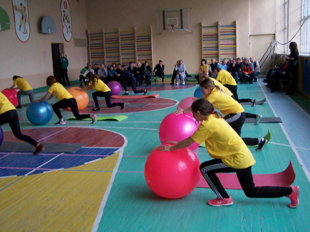 Відбулась школа позитивного досвіду для викладачів предмета «Фізична культура»