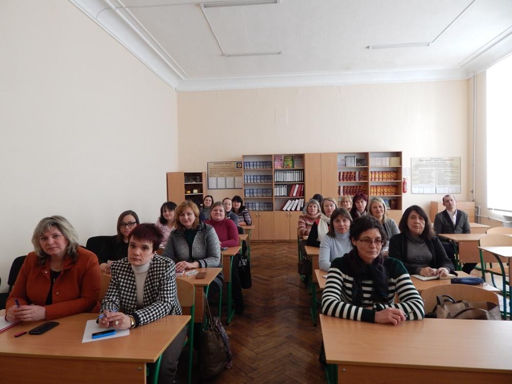 Відбувся обласний семінар-практикум для заступників директорів з навчально-виховної роботи закладів професійної освіти
