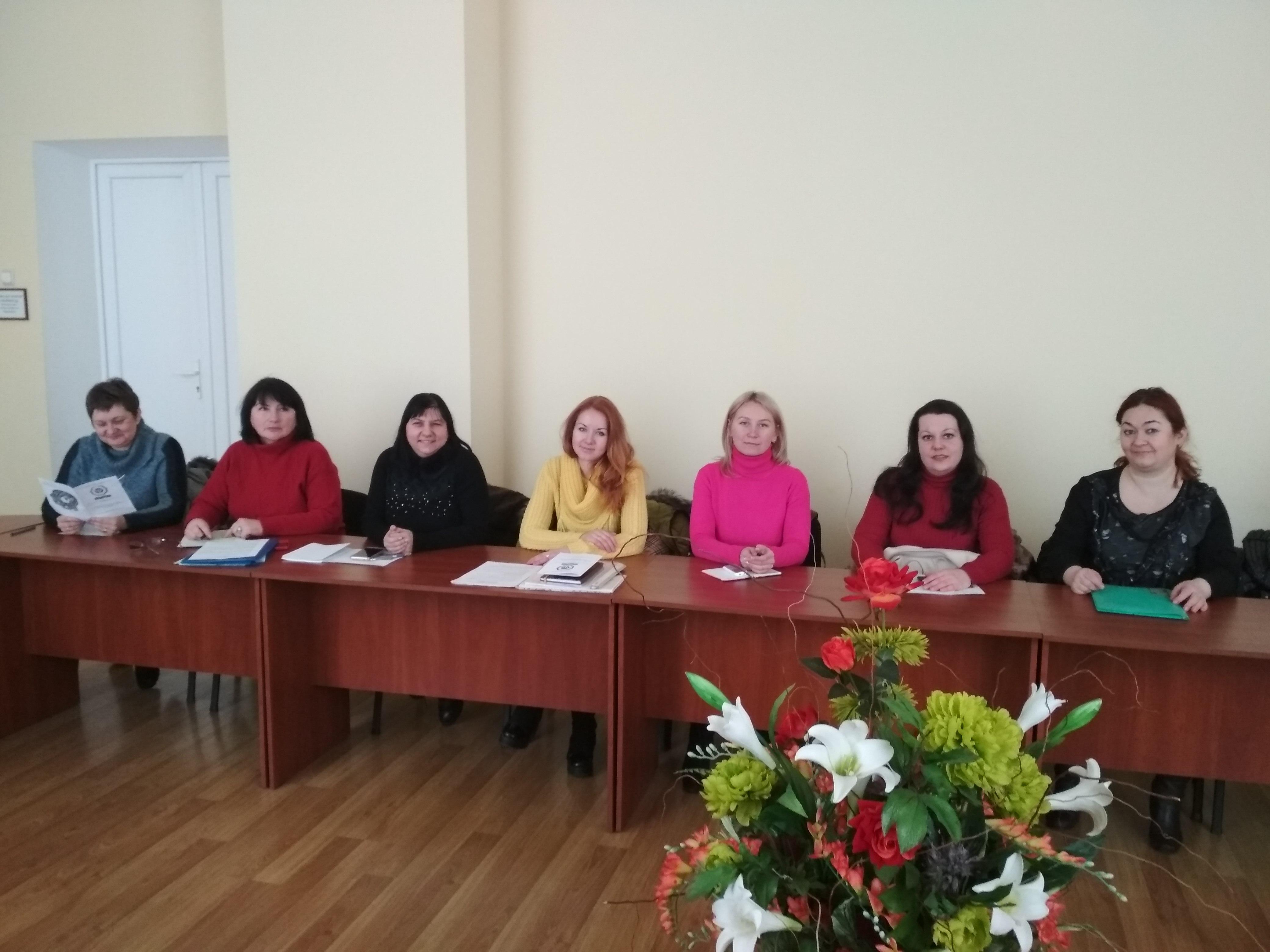 Відбувся обласний семінар-практикум для практичних психологів ЗП(ПТ)О