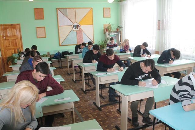Відбувся ІІІ (обласний) етап Всеукраїнських учнівських олімпіад з інформатики, історії, української мови та літератури