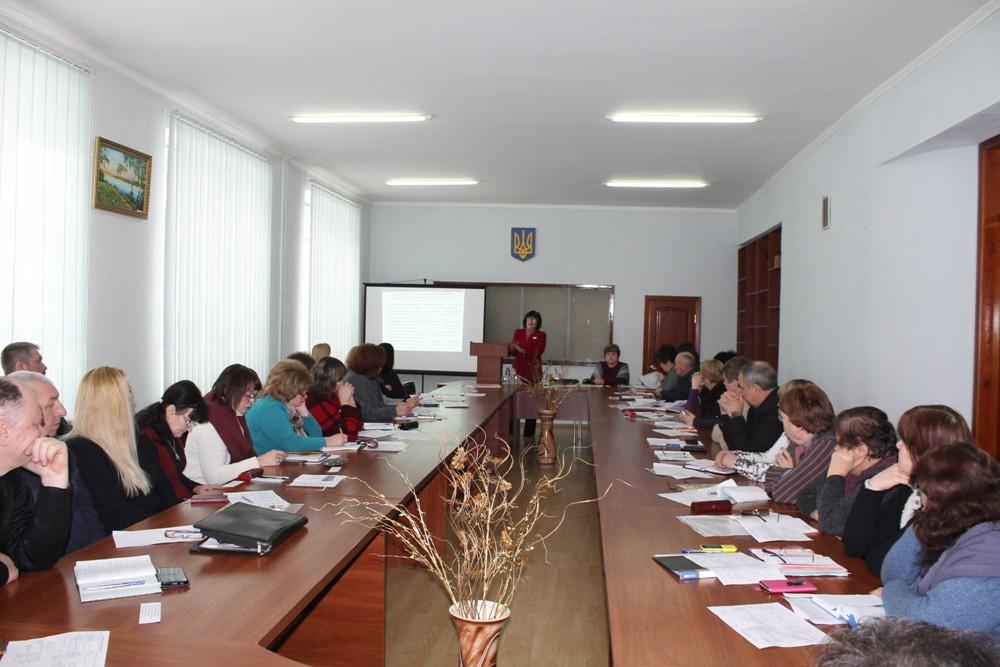 Відбувся обласний семінар-практикум для заступників директорів з навчально-виробничої роботи закладів професійної освіти Харківської області