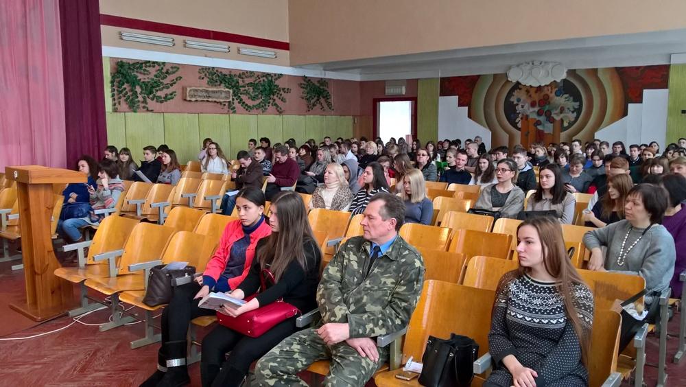 Відбувся ІІІ (обласний) етап Всеукраїнських учнівських олімпіад з англійської мови, математики та хімії