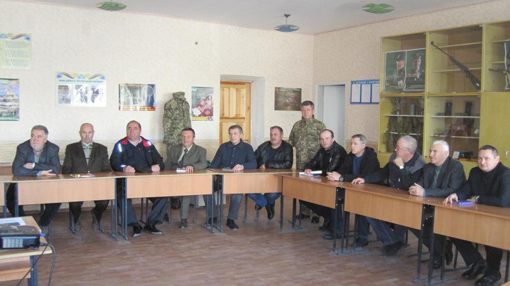 Відбувся обласний семінар-практикум для викладачів предмета «Захист Вітчизни»
