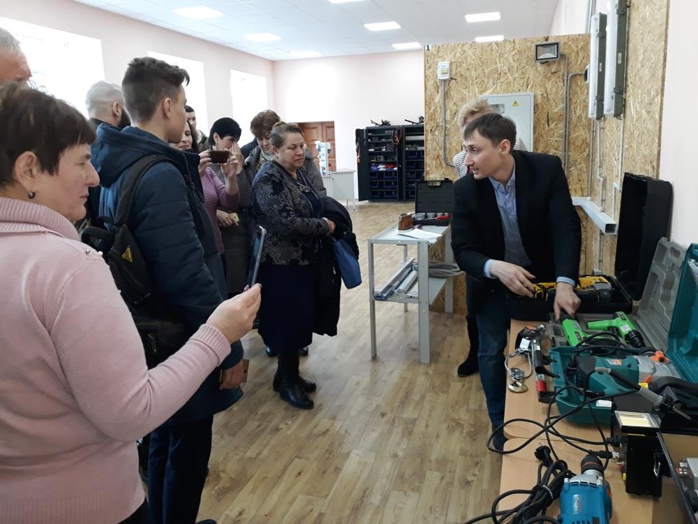 Щодо проведення обласного семінару-практикуму  для педагогічних працівників професій електротехнічного напрямку
