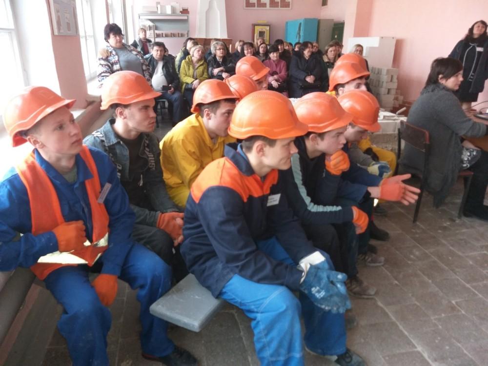 12 березня 2019 року на базі ДНЗ «Харківський професійний ліцей будівельних технологій» відбувся обласний семінар-практикум для заступників директорів