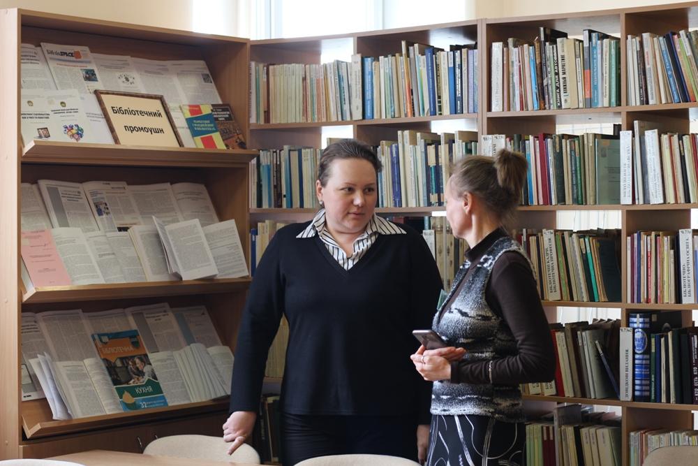 Обласний семінар-практикум для бібліотекарів ЗП(ПТ)О